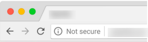Fixing a not secure SSL page