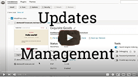 cPanel WordPress Toolkit Auto-updates Included